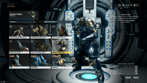 Solo warframe for best warframe Solo leveling