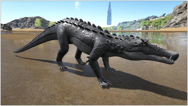 Ark Kaprosuchus