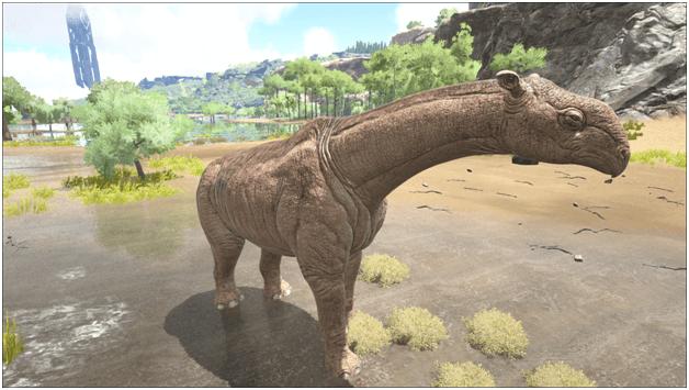 Ark Paraceratherium