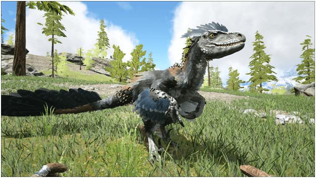 Ark Deinonychus