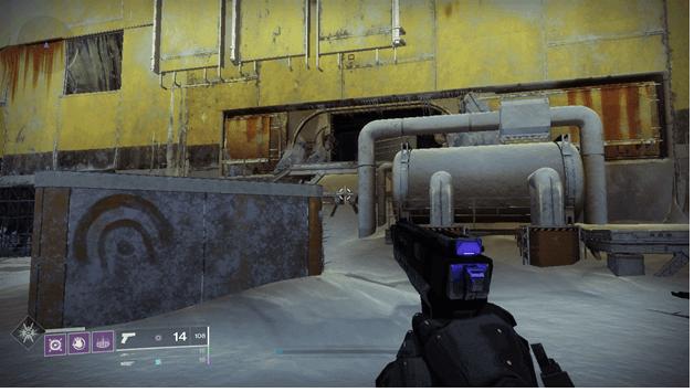Destiny 2 Bunker E15 (Inquisitor Hydra Salvation Location)