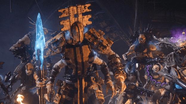 Destiny 2 Forsaken Complete Campaign