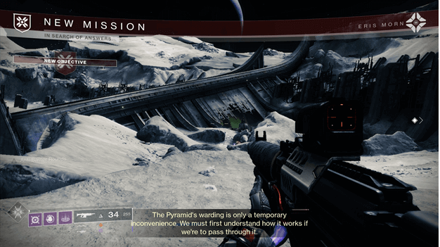 Destiny 2 Shadowkeep In Search of Answers Mission